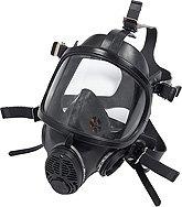 Панорамные маски для дыхательных аппаратов