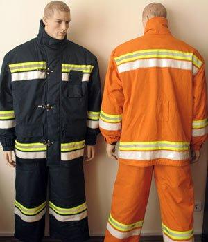 Защитная (боевая) одежда пожарного