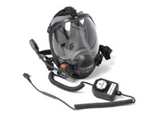 Система связи при работе в дыхательном аппарате CABRECOM