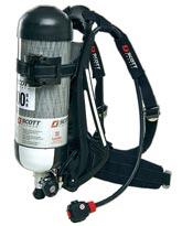 Дыхательный аппарат на сжатом воздухе Propak-f