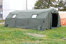 Общий вид палатки NP-36