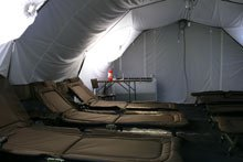 Внутренний блок кондиционера для палаток