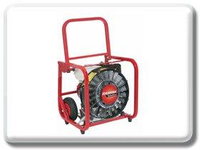 Вентиляторы для удаления газов, дыма