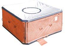 Пневматическая спасательная подушка MORATEX