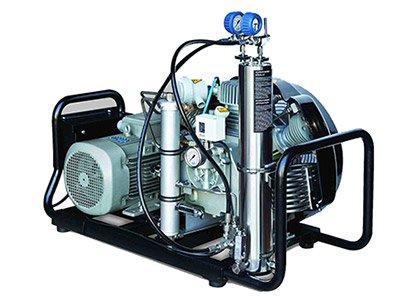 Мобильный компрессор W 32 для заправки баллонов сжатым воздухом купить